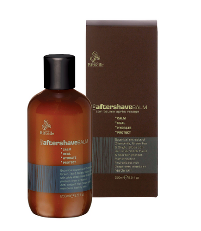 after shave balm, alcohol free, natural ingredients, made in Australia, face, dad, toiletries, his, gift, father's day