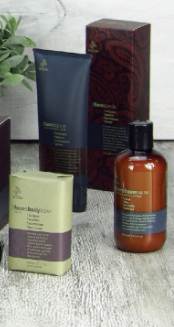 His, body wash, all in one wash, face, hair, body, gift for him, dad, toiletries
