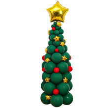 Load image into Gallery viewer, 203 Pcs Merry Christmas Balloon Arch Garland Kit for 2020 Christmas