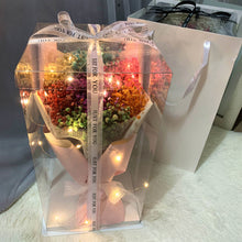 Load image into Gallery viewer, Gypsophila Dried Flower Bouquet with Gift Box
