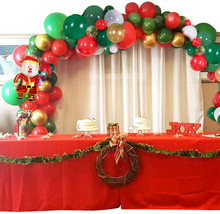 Load image into Gallery viewer, 115pcs/set Merry Christmas Balloons Set for 2020 Christmas