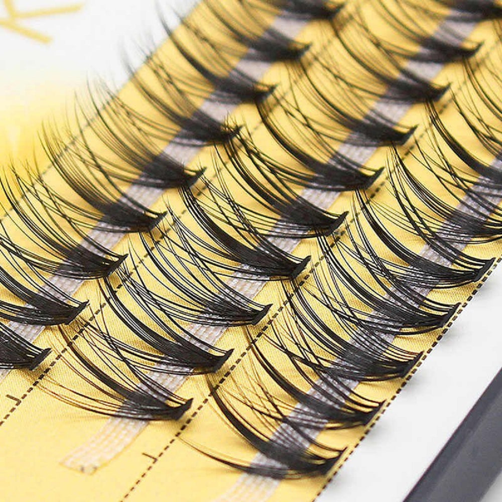 Professional Makeup 20D Drama Queen VOLUME Cluster Eyelashes, 0.10 thickness