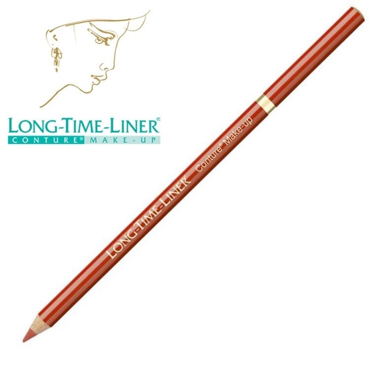 Long Time Liner pre-drawing pencil liner, MANDARIN