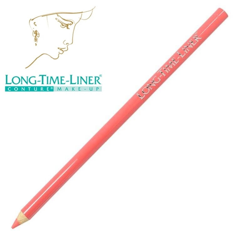Long Time Liner pre-drawing pencil liner, NUDE ROSE