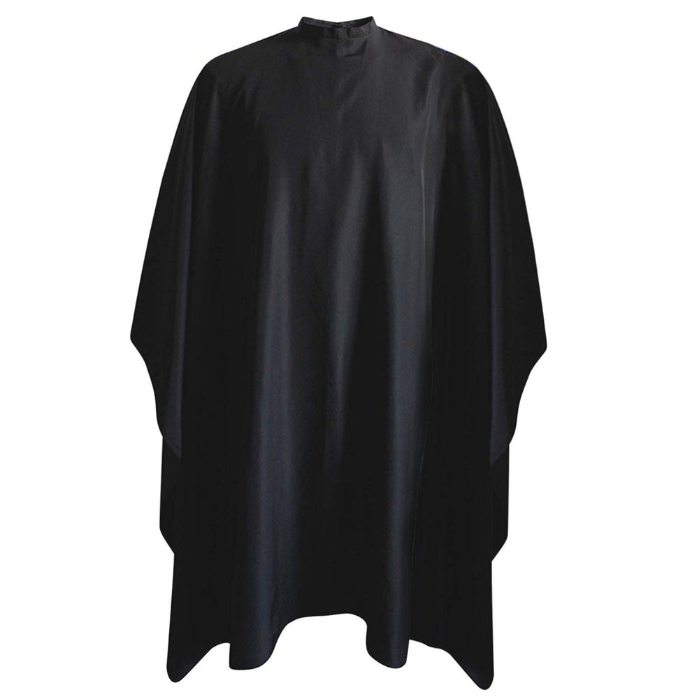 Cape for Beauty procedures BLACK, 150 x 130 cm