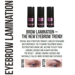 BIS Pure Brow Express Lamination KIT