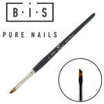 BIS Pure Nails Kolinsky PRO brush long rectangular, size 4 PN007