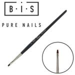BIS Pure Nails Kolinsky PRO narrow nail brush, size 2 PN008