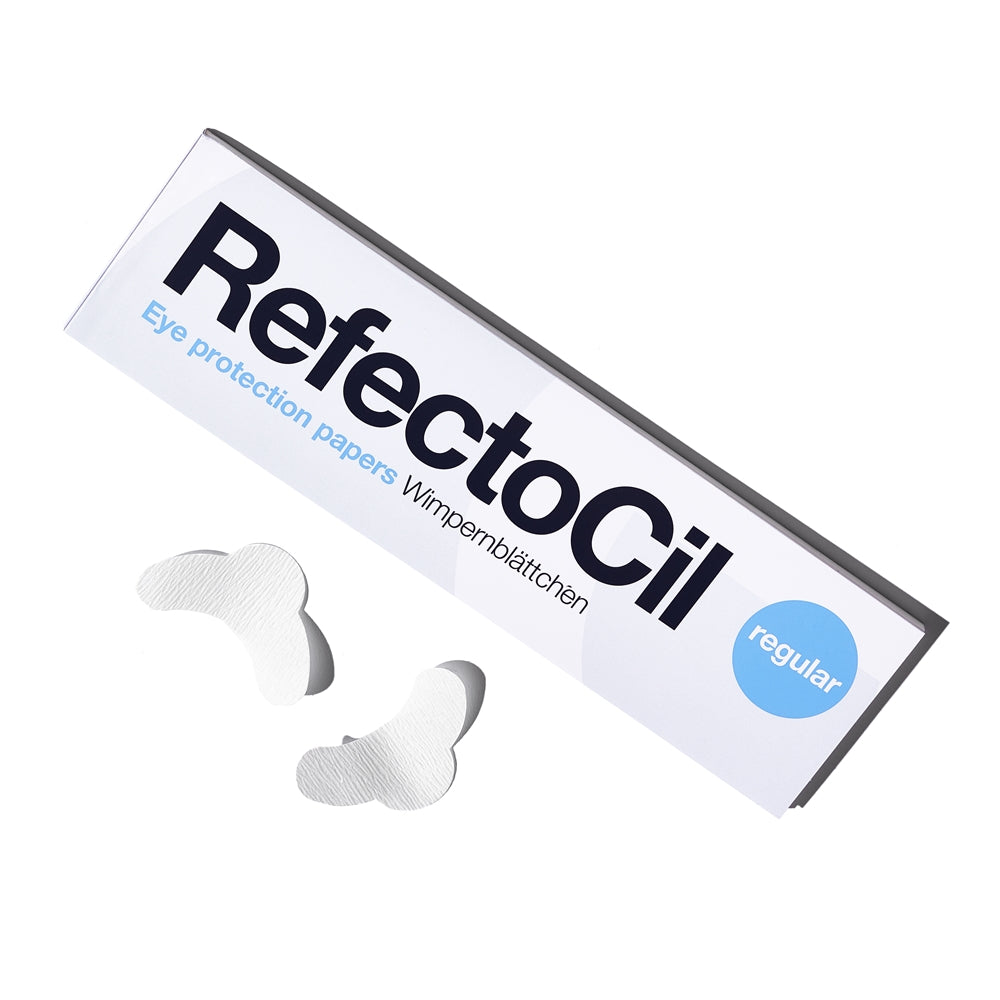 Refectocil Eye Protection Papers 80 pcs, REGULAR