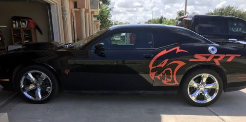 Dodge Hellcat Srt (various colors)