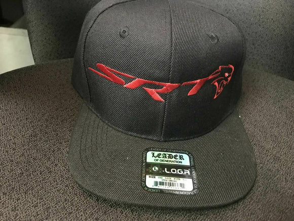 Dodge Srt Hellcat Hat Various Colors)