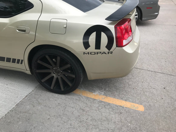 Mopar Vinyl Decal