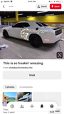 Dodge Hellcat Srt decal