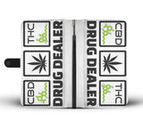 DRUG DEALER - Wallet Case - CBD - THC - HTBADD