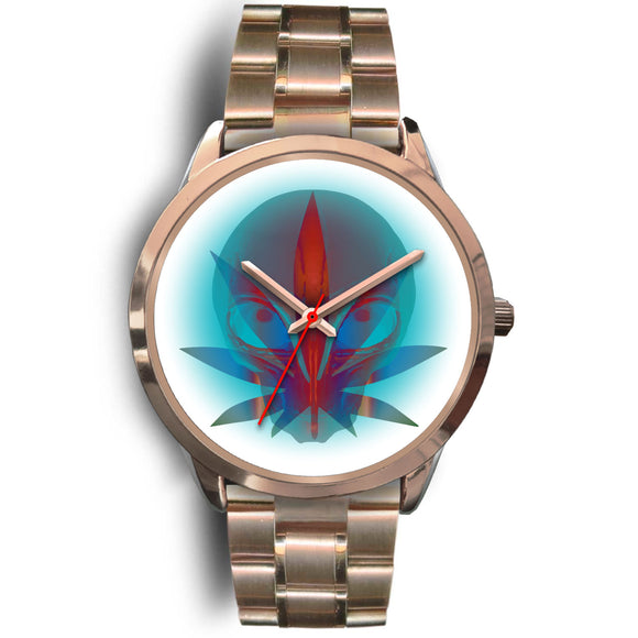 ALF - Rose Gold Watch
