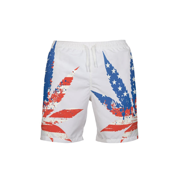 American Cannabis Men's Swim Trunk