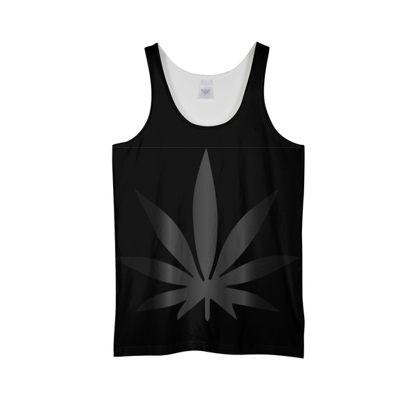 Muted Leaf Men's Tank