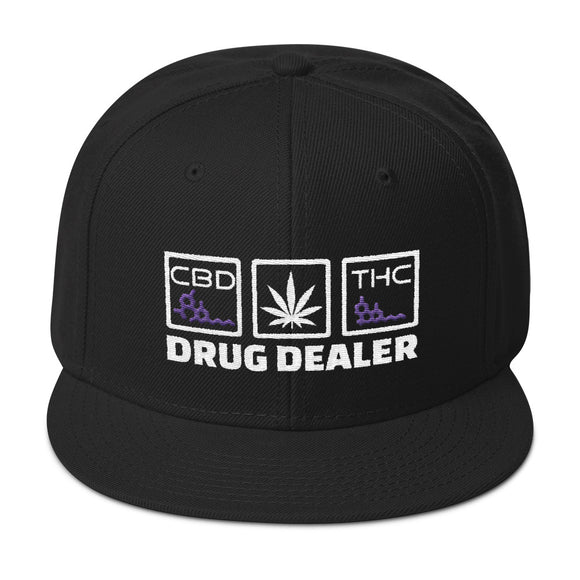 DRUG DEALER - Snapback Hat