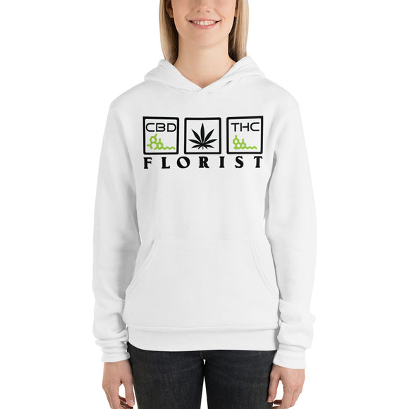 FLORIST - Unisex hoodie - CBD - THC - Dispensary Clothes