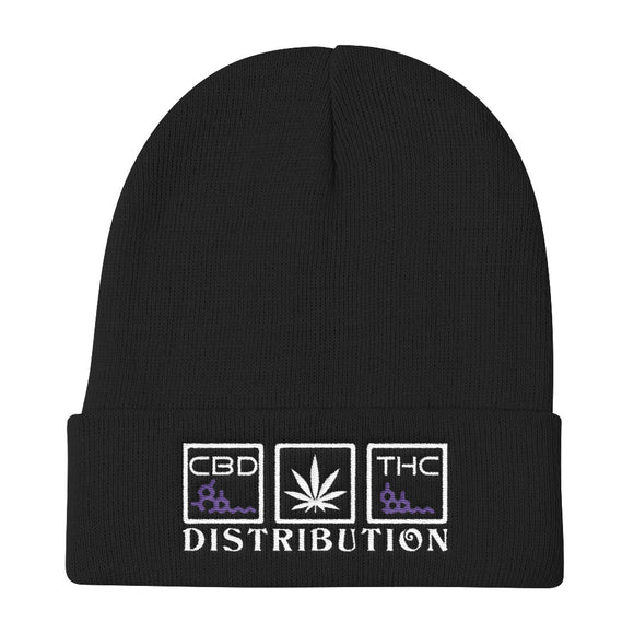DISTRIBUITION Knit Beanie