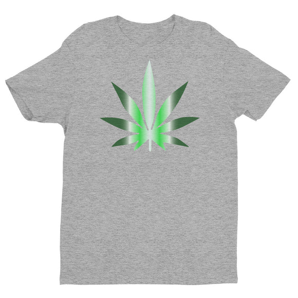 FUTURE LEAF - Short Sleeve T-shirt