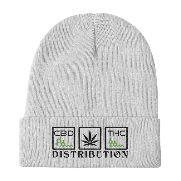 DISTRIBUTION Knit Beanie