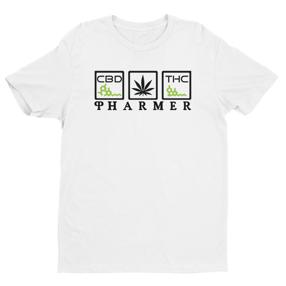 PHARMER - Short Sleeve T-shirt - UNISEX - CBD - THC