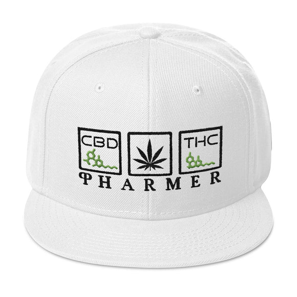 PHARMER - Flat Bill Snapback Hat