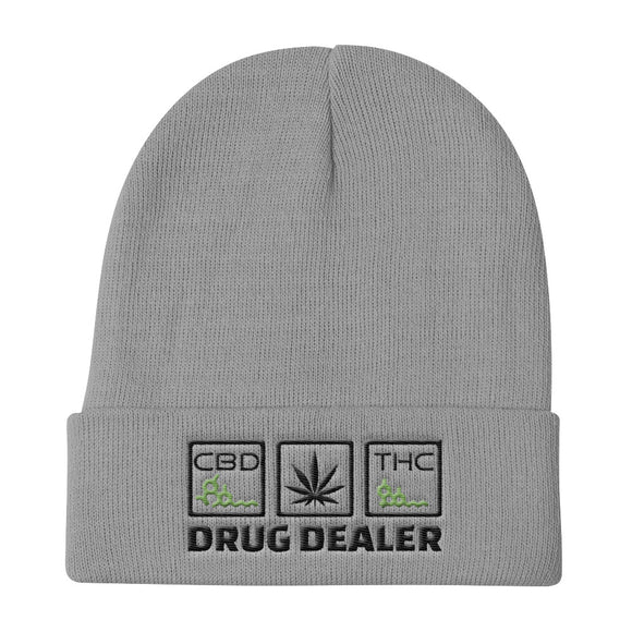 DRUG DEALER - Knit Beanie
