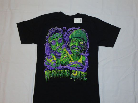 Cheech & Chong - MARIJUANA ZOMBIES Propaganda T-shirt