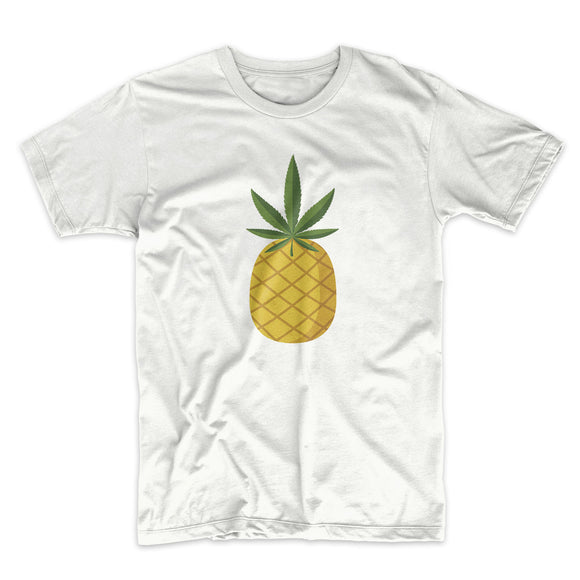 Pineapple Marijuana Men's T-Shirt