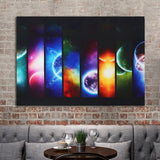 Psychedelic - Solar System Tapestry