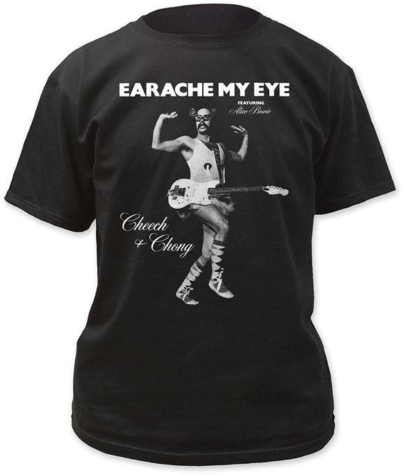 Cheech & Chong - Earache My Eye Crew Neck T-shirt