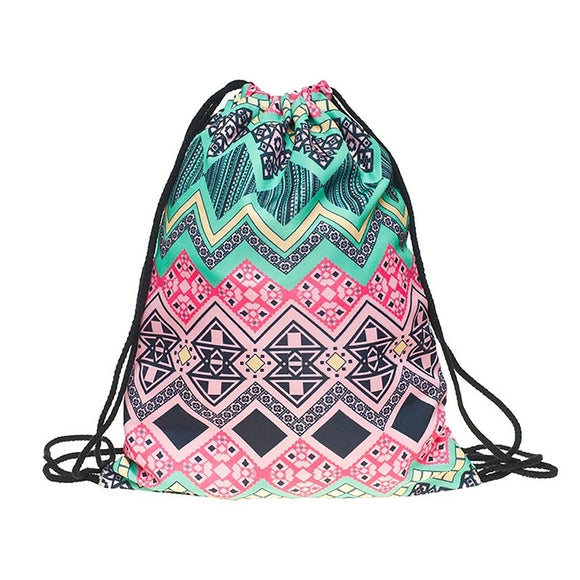 Softback Drawstring Bag