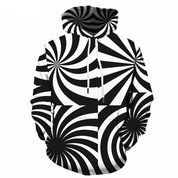 Psychedelic Hoodies - Holes