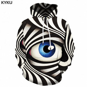 Psychedelic Hoodies - The Big Eye