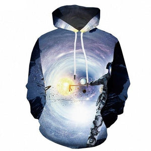 Psychedelic Hoodies - Mountains In Space