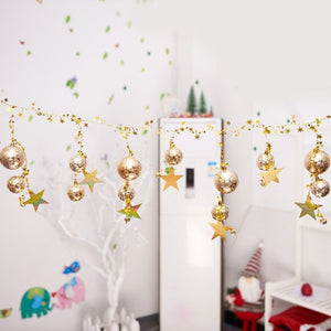 Balls And Stars Decoration - Multiple Color Options