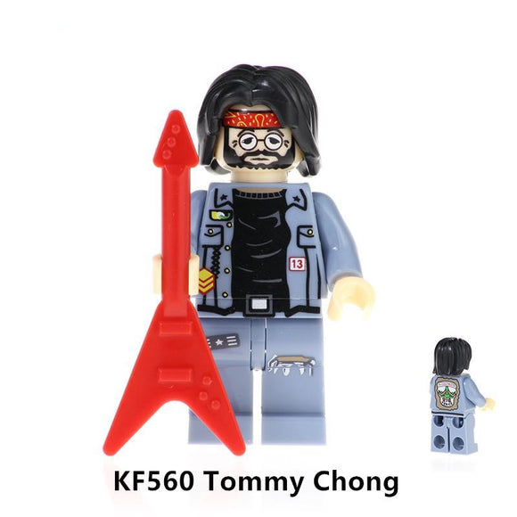 Tommy Chong - Lego Figure