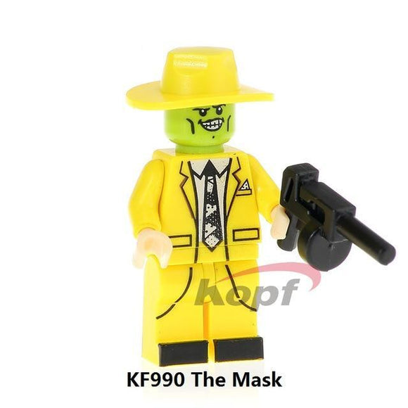 The Mask - Lego Figure