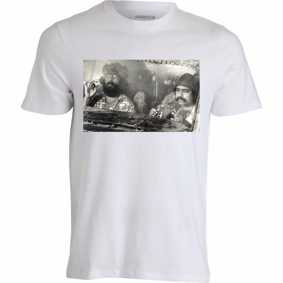 Cheech And Chong - Vintage Movie T-shirt