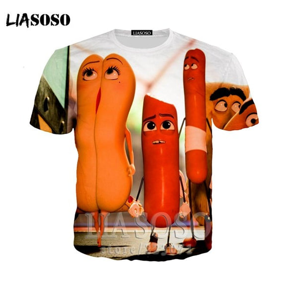 Cool Tees - Barry, Brenda and Frank T-shirt