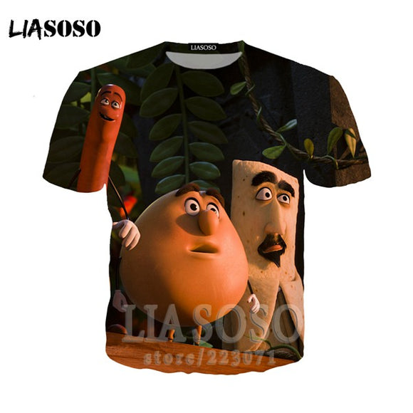 Cool Tees - Frank, Sammy and Lavash T-shirt