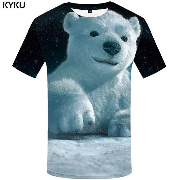 Cool Tees - Coca-Cola Polar Bear Cub T-shirt