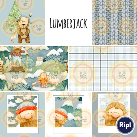 Lumberjack Collection *RETAIL*
