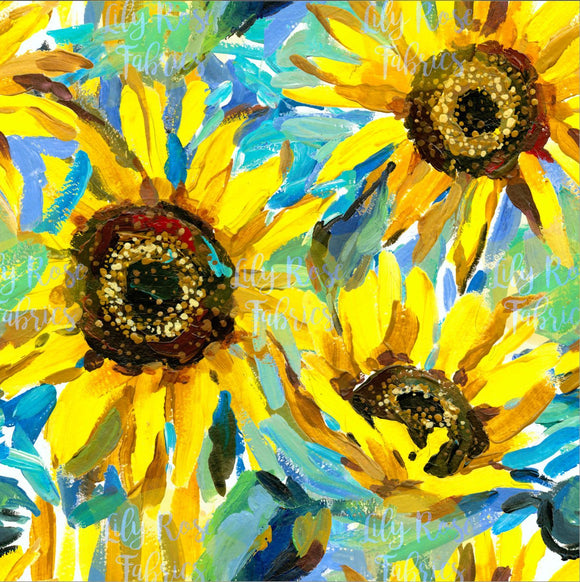 Bright Sunflowers *PREORDER*