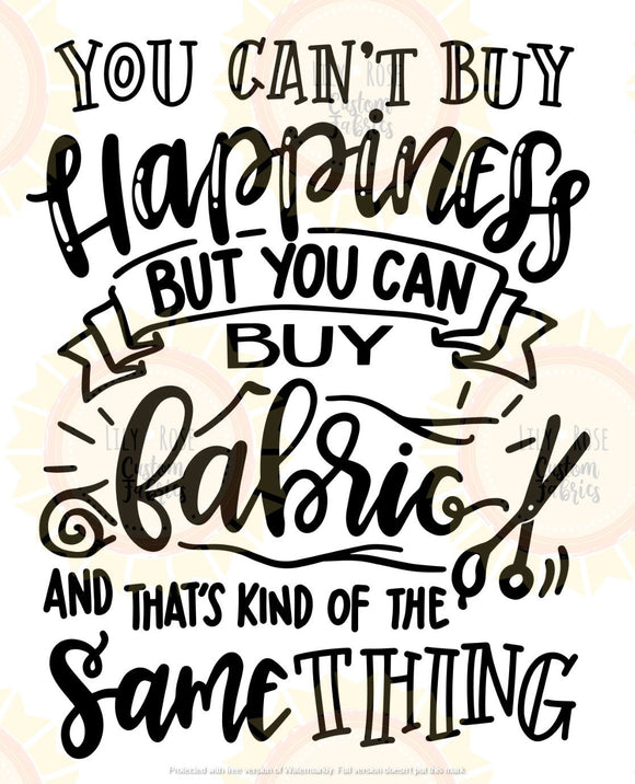 Fabric Happiness Topper *PREORDER*