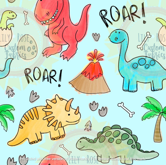 Colorful Dinos *PREORDER*