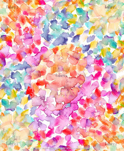 Watercolor Flower Petals *PREORDER*