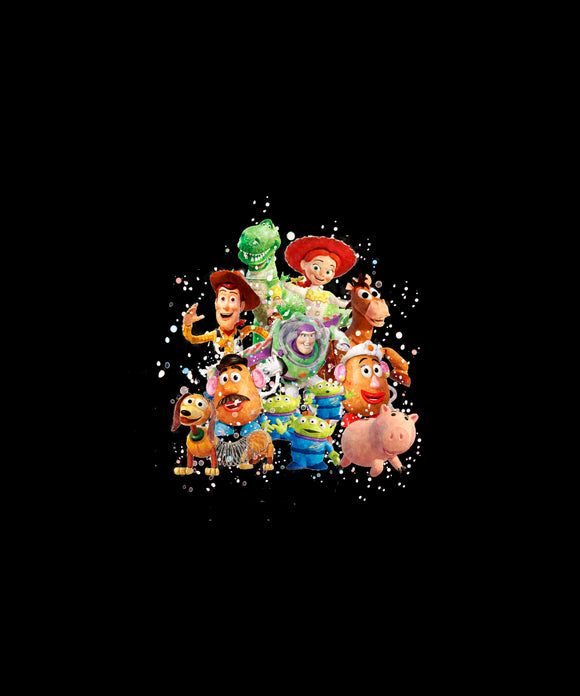 Toy Story Blanket Topper *PREORDER*